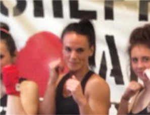 Donna - Ladies Boxing Coach